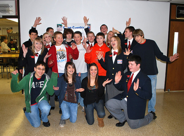CTSO State Officers 2009-10